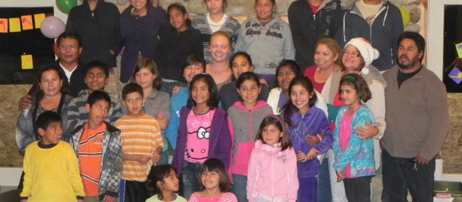 Mount of Olives Children's Village Family